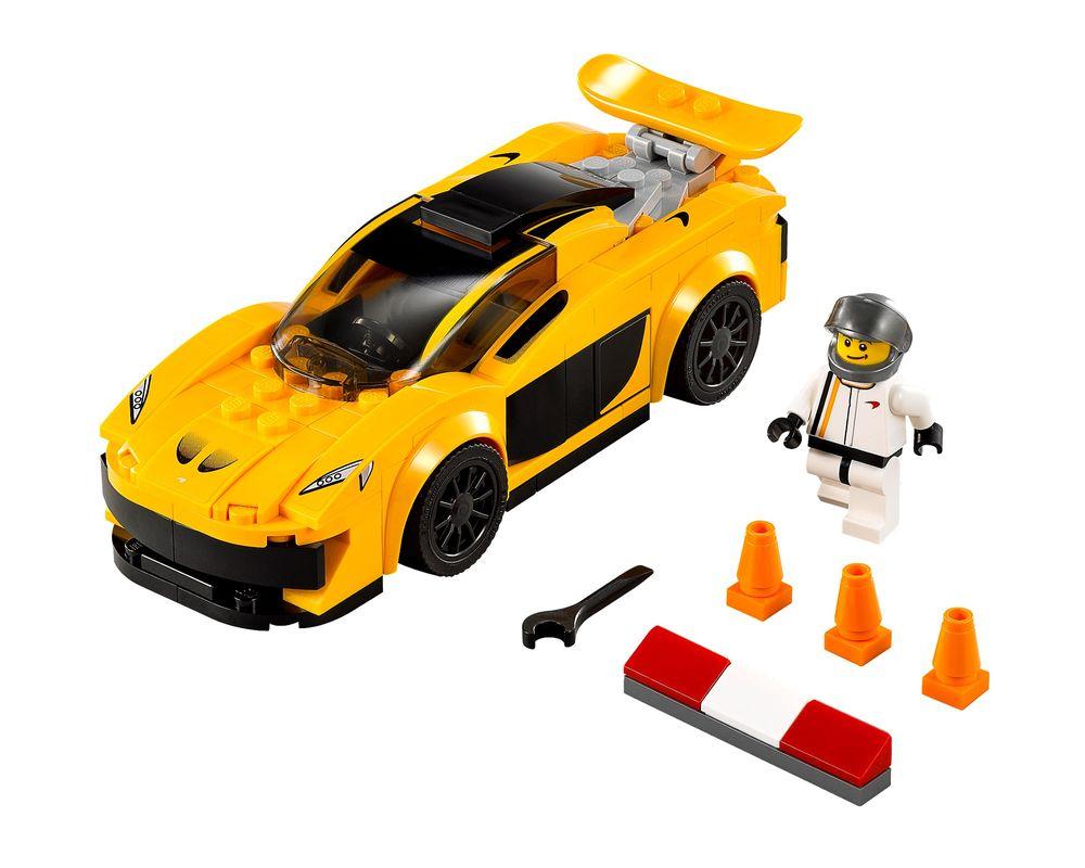 LEGO Set 75909-1 McLaren P1 (LEGO - Model)