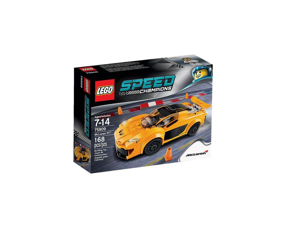 LEGO Set 75909-1 McLaren P1
