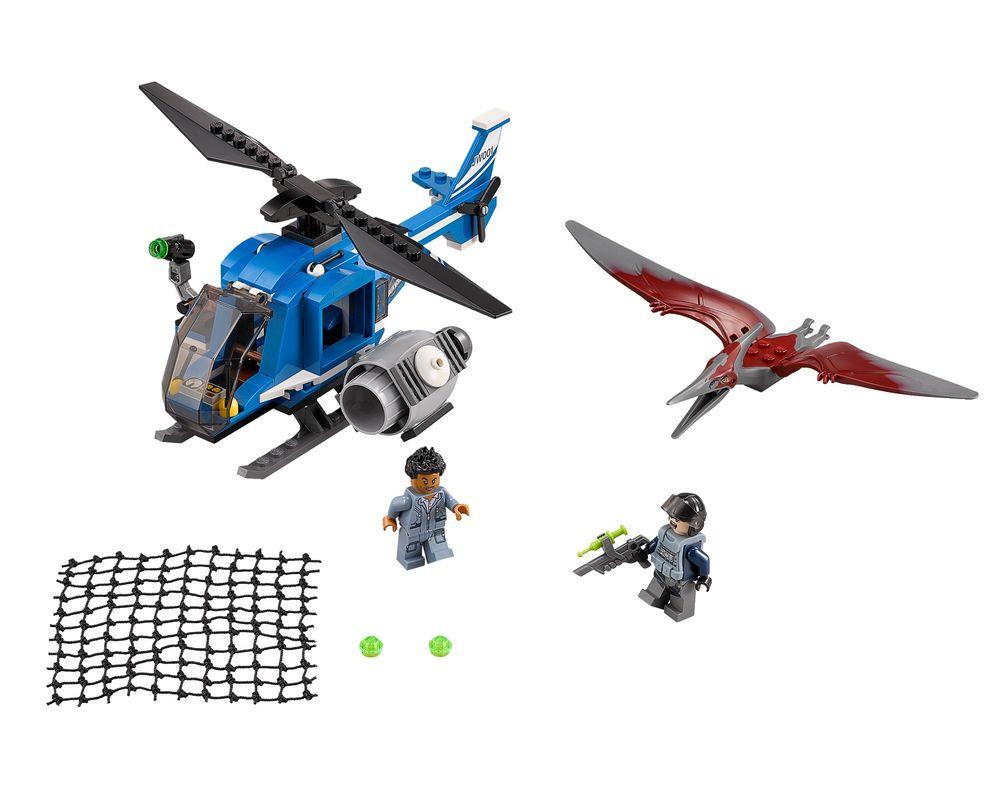LEGO Set 75915-1 Pteranodon Capture (Model - A-Model)