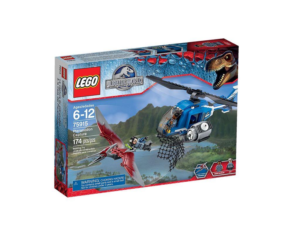 LEGO Set 75915-1 Pteranodon Capture