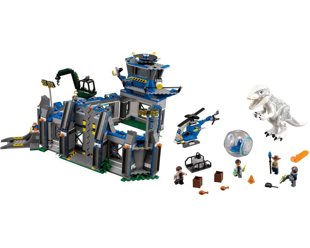 LEGO Set 75919-1 Indominus rex Breakout (Model - A-Model)