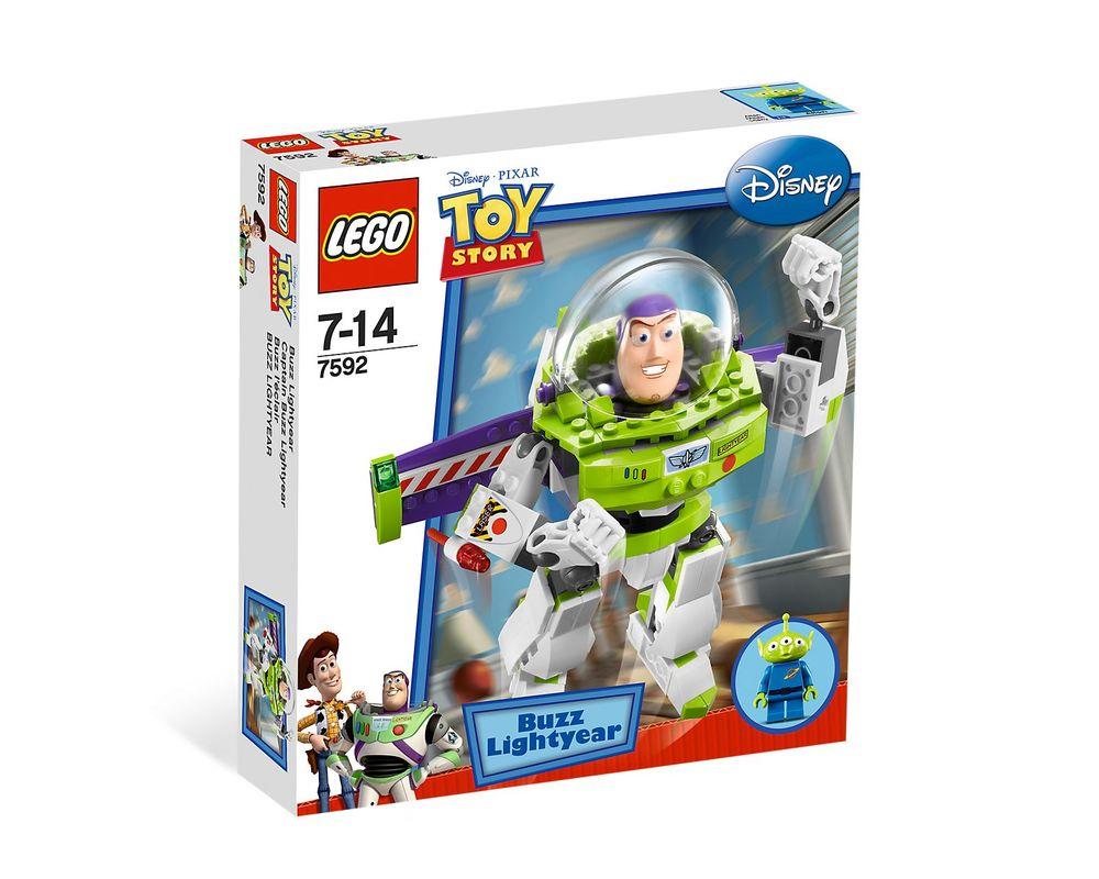 LEGO Set 7592-1 Construct-a-Buzz