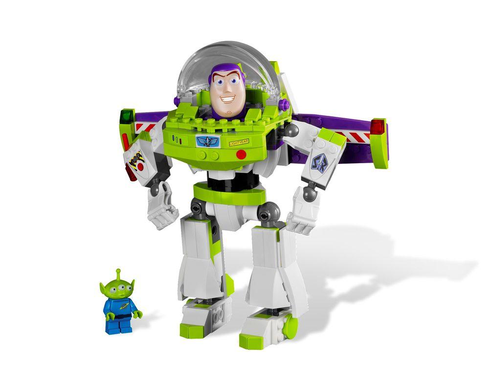 LEGO Set 7592-1 Construct-a-Buzz (Model - A-Model)