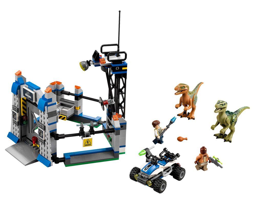 LEGO Set 75920-1 Raptor Escape (LEGO - Model)