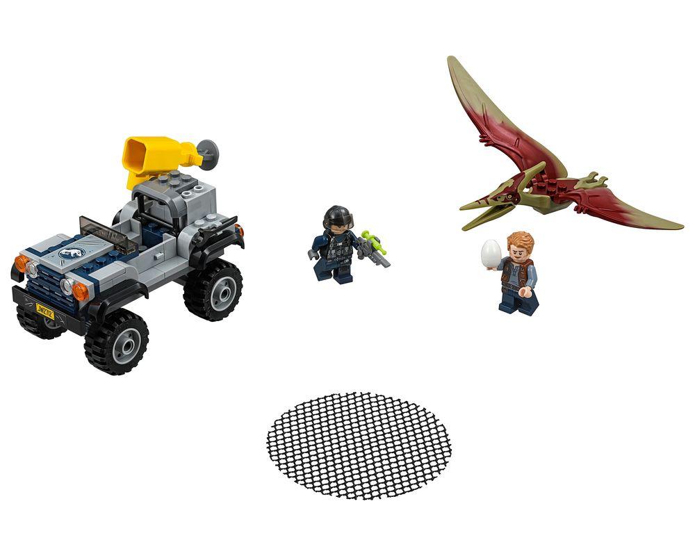 LEGO Set 75926-1 Pteranodon Chase (LEGO - Model)