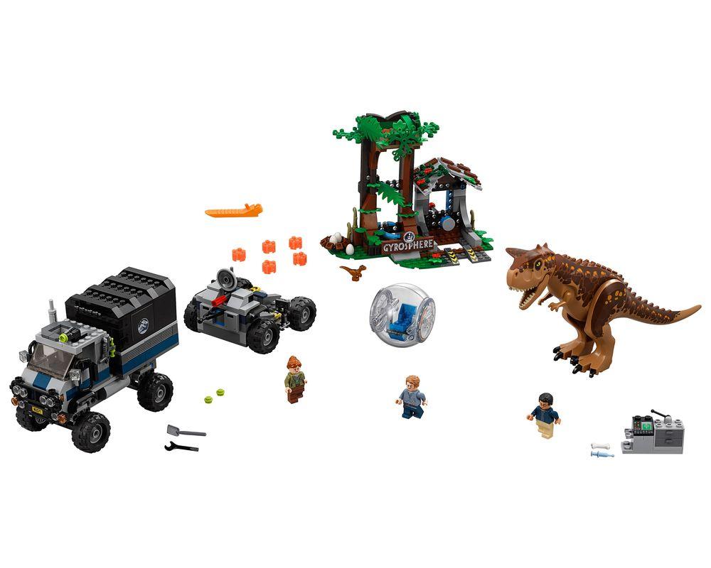 LEGO Set 75929-1 Carnotaurus Gyrosphere Escape (Model - A-Model)