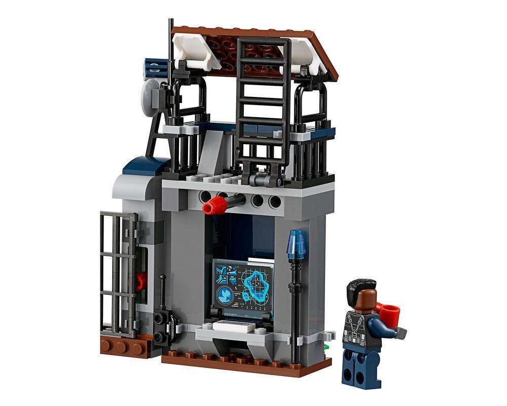 LEGO Set 75931-1 Dilophosaurus Outpost Attack