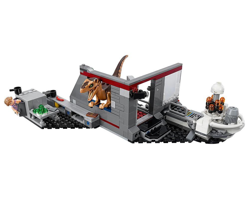 LEGO Set 75932-1 Jurassic Park Velociraptor Chase