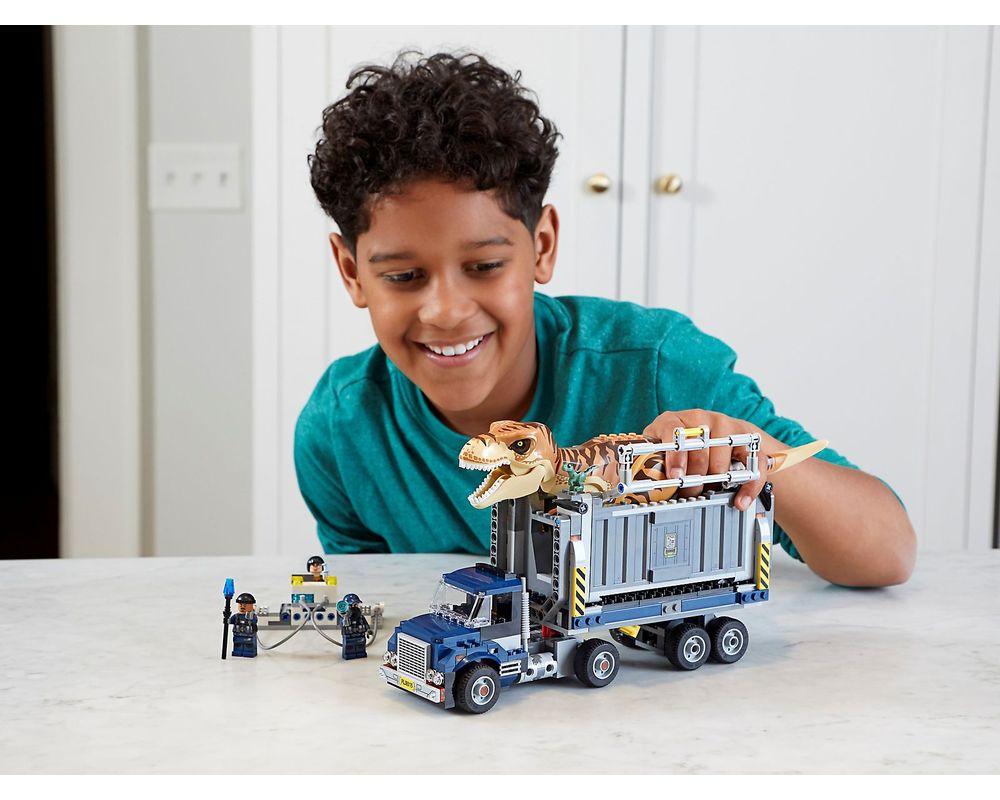 LEGO Set 75933-1 T-Rex Transport
