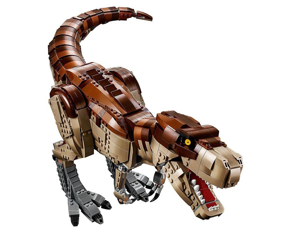 LEGO Set 75936-1 Jurassic Park: T.rex Rampage
