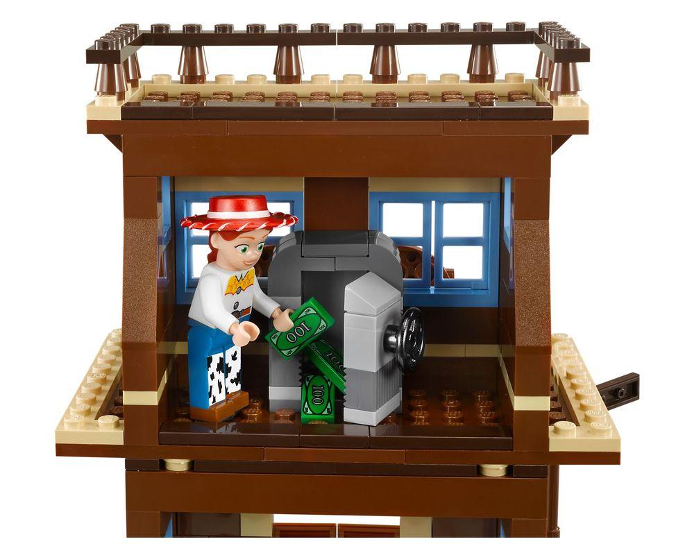 LEGO Set 7594-1 Woody's Roundup!
