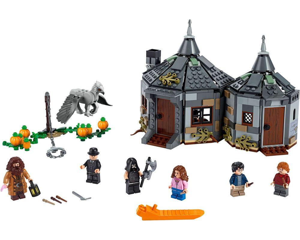 LEGO Set 75947-1 Hagrid's Hut: Buckbeak's Rescue (LEGO - Model)