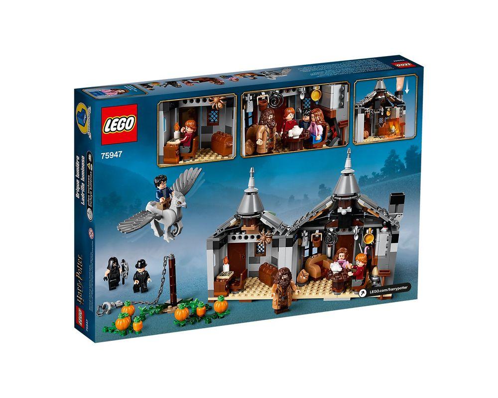 LEGO Set 75947-1 Hagrid's Hut: Buckbeak's Rescue