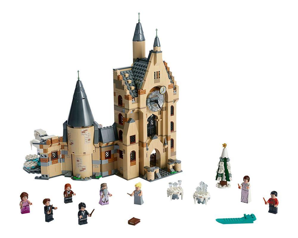LEGO Set 75948-1 Hogwarts Clock Tower (Model - A-Model)