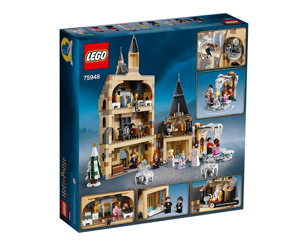 LEGO Set 75948-1 Hogwarts Clock Tower