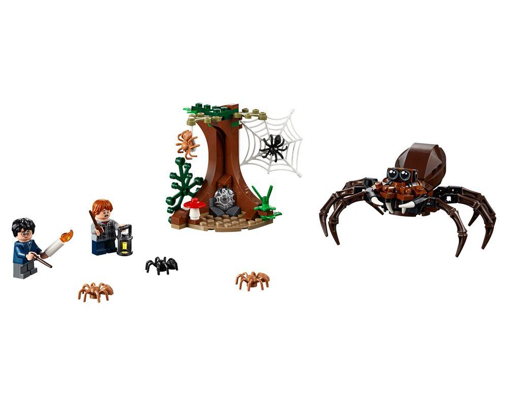 LEGO Set 75950-1 Aragog's Lair (Model - A-Model)