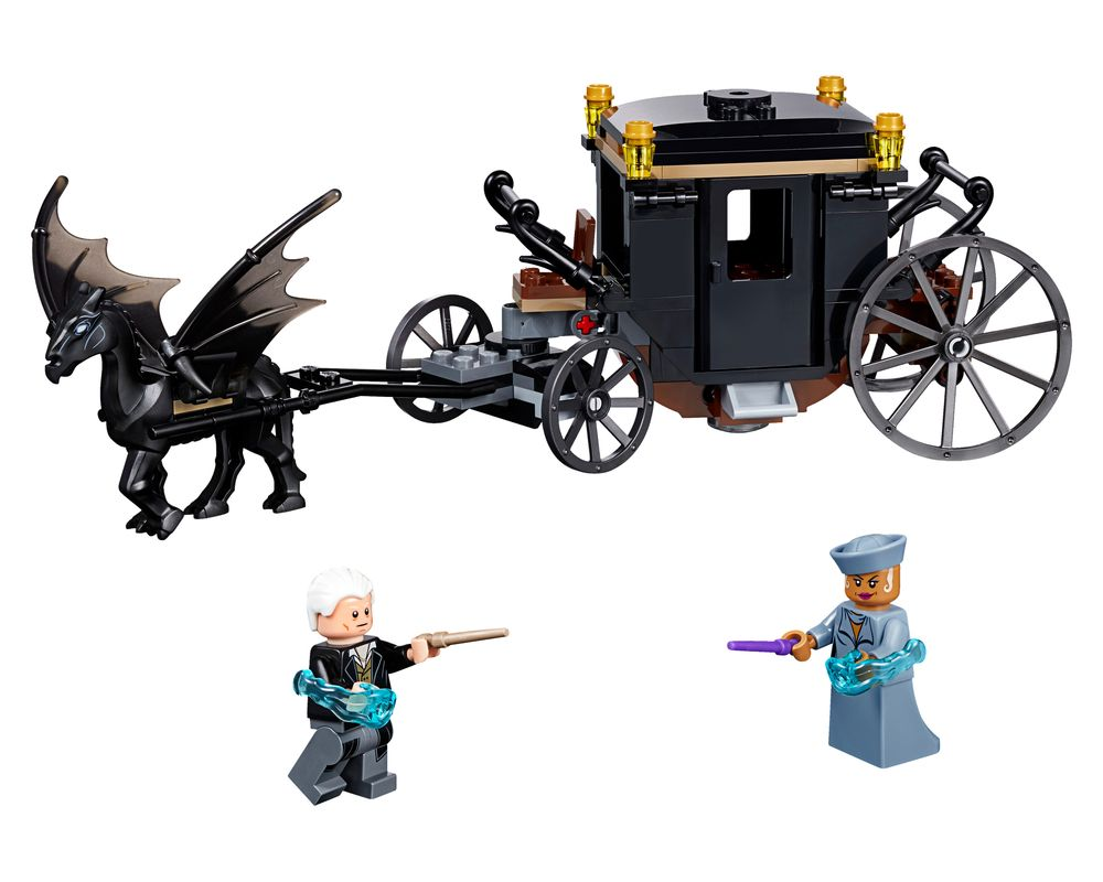 LEGO Set 75951-1 Grindelwald's Escape (LEGO - Model)