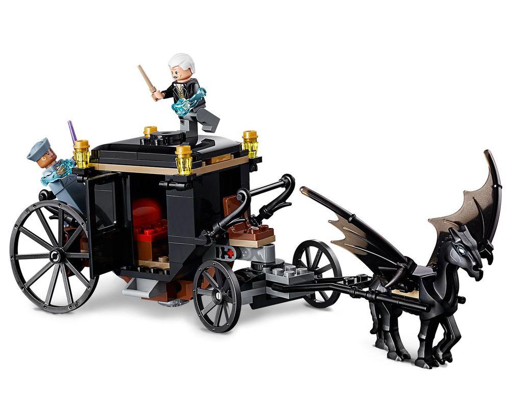 LEGO Set 75951-1 Grindelwald's Escape