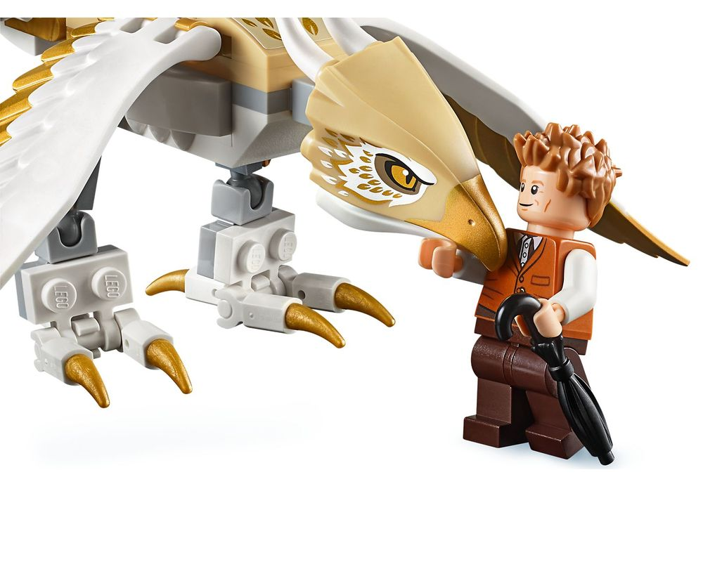 LEGO Set 75952-1 Newt's Case of Magical Creatures
