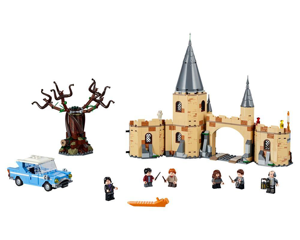 LEGO Set 75953-1 Hogwarts Whomping Willow (LEGO - Model)