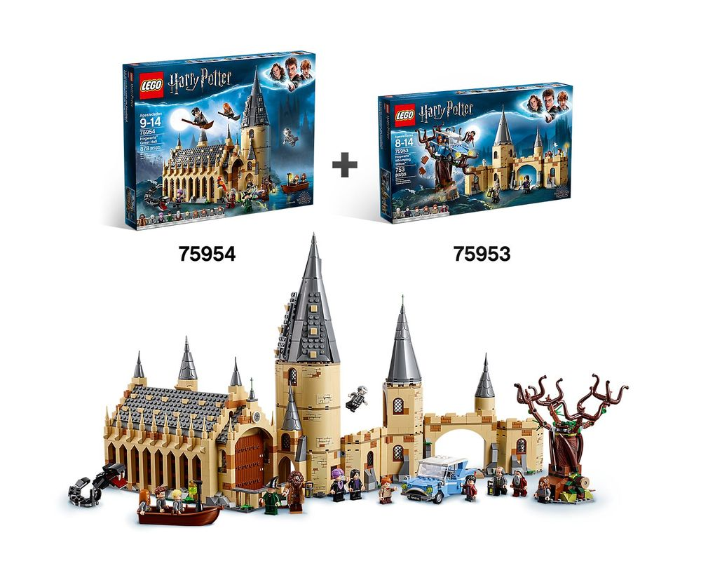 LEGO Set 75954-1 Hogwarts Great Hall