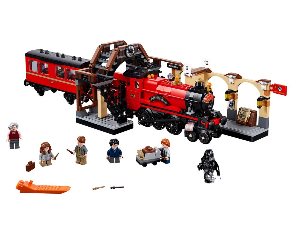 LEGO Set 75955-1 Hogwarts Express (Model - A-Model)