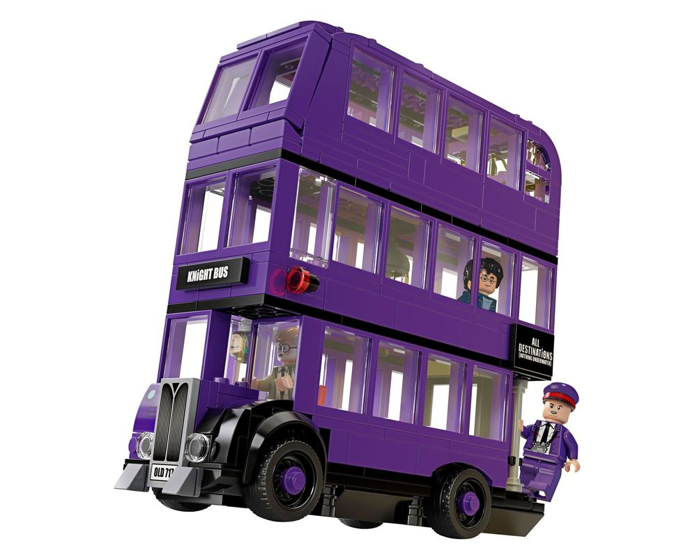 LEGO Set 75957-1 The Knight Bus (Model - A-Model)