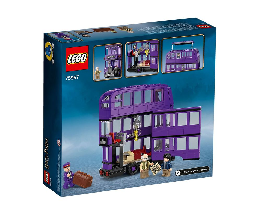 LEGO Set 75957-1 The Knight Bus
