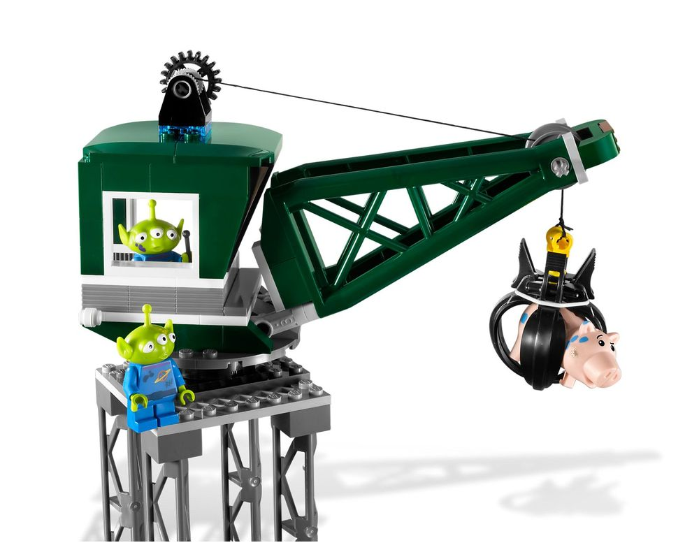 LEGO Set 7596-1 Trash Compactor Escape