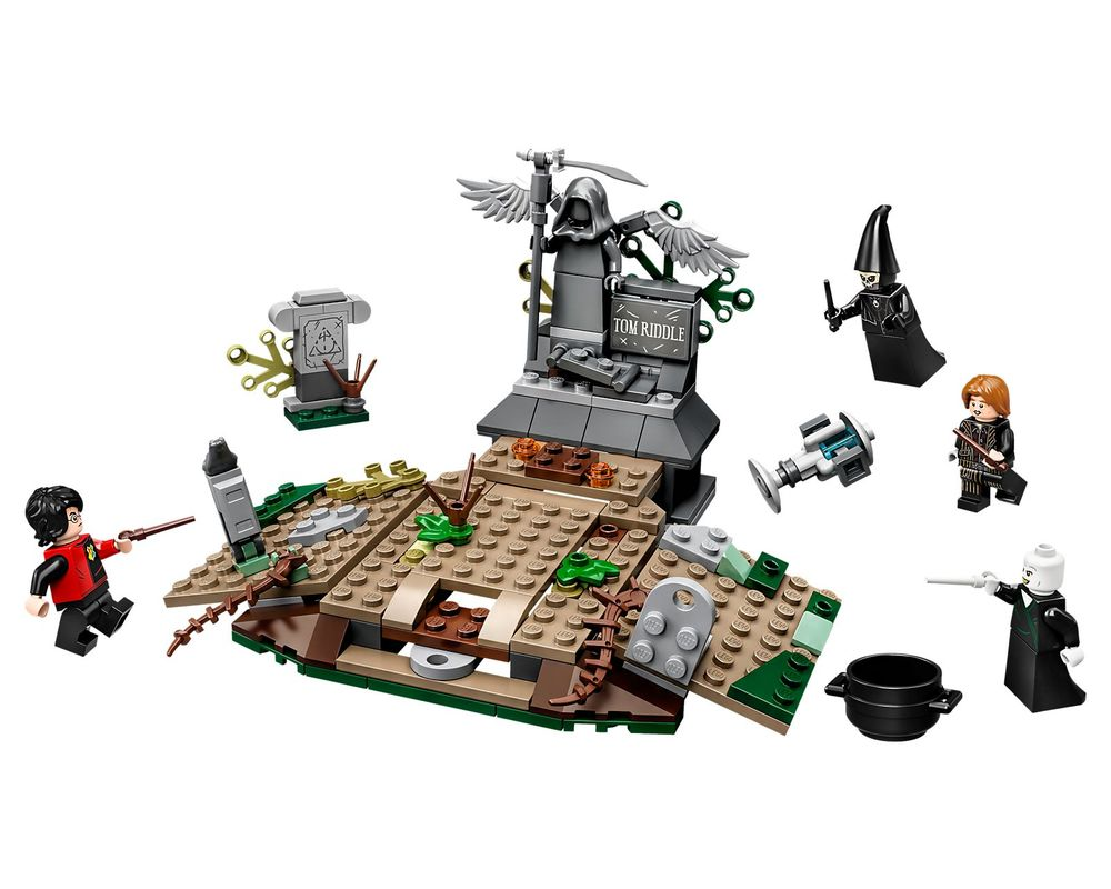LEGO Set 75965-1 The Rise of Voldemort (LEGO - Model)
