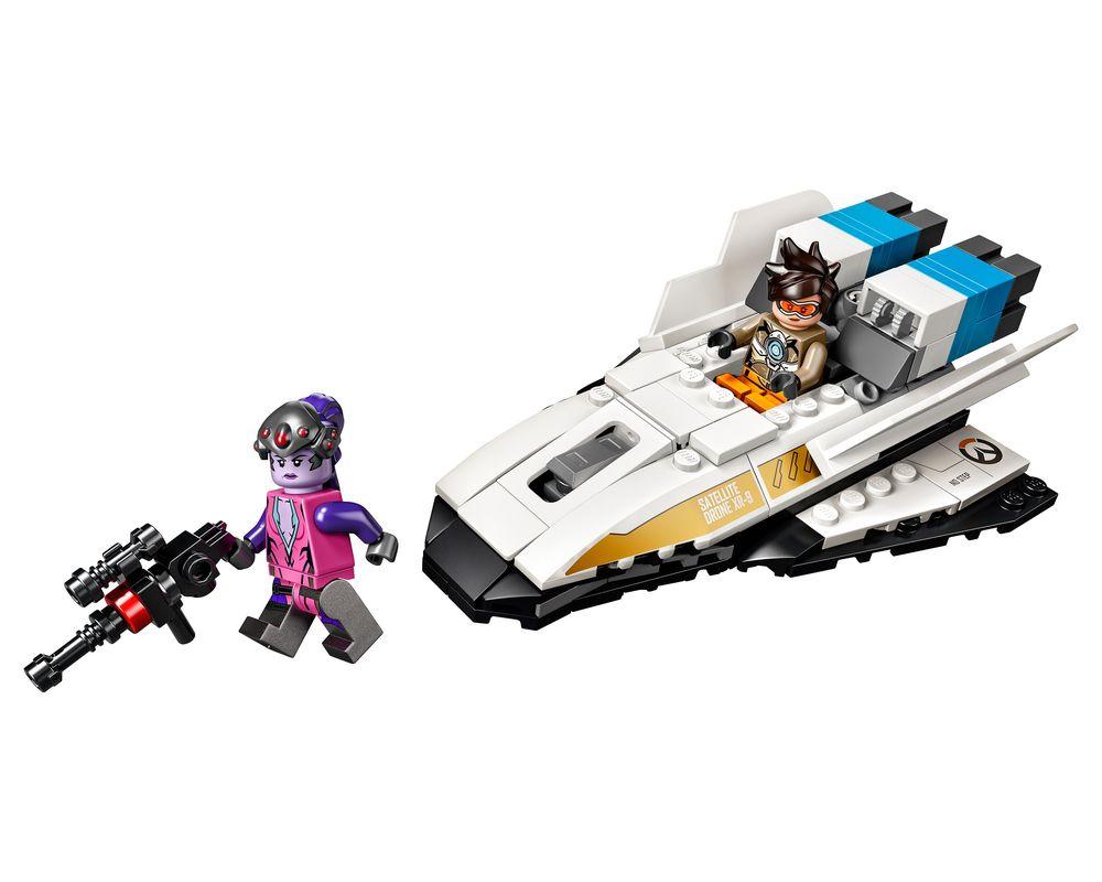 LEGO Set 75970-1 Tracer vs. Widowmaker (Model - A-Model)