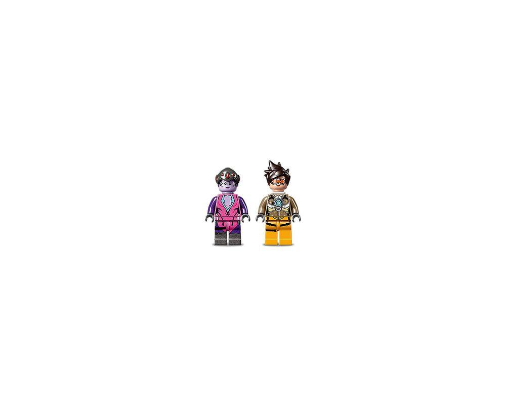 LEGO Set 75970-1 Tracer vs. Widowmaker