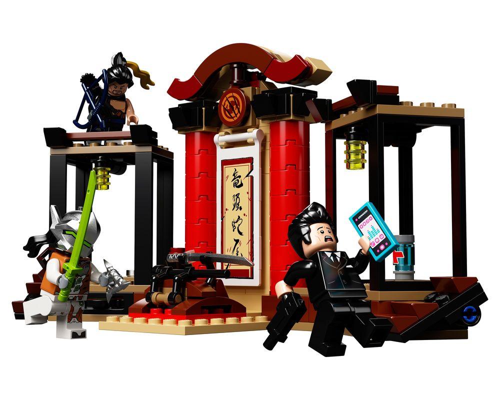 LEGO Set 75971-1 Hanzo vs. Genji (Model - A-Model)