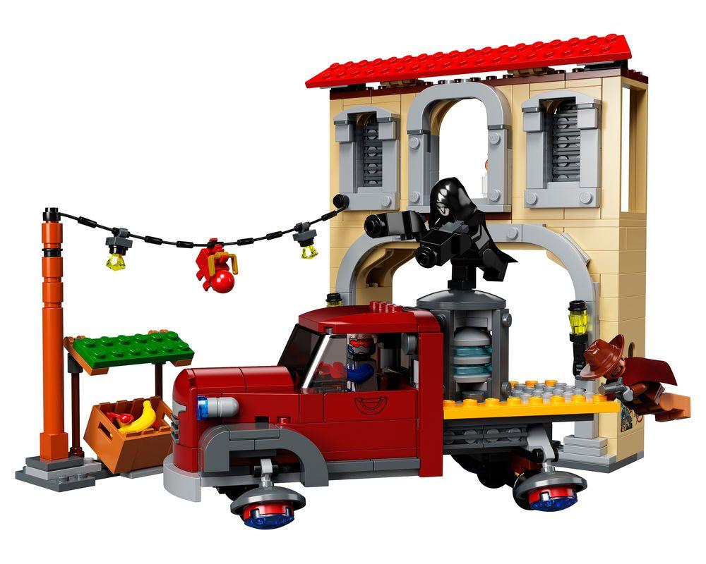 LEGO Set 75972-1 Dorado Showdown (LEGO - Model)