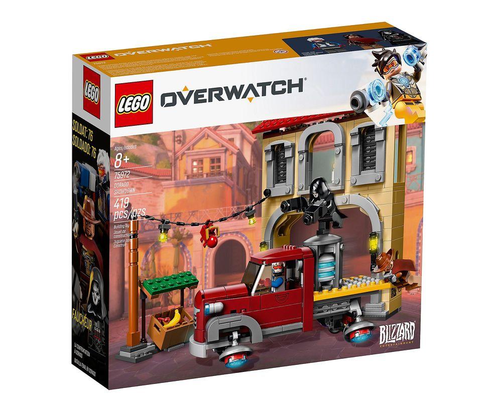 LEGO Set 75972-1 Dorado Showdown