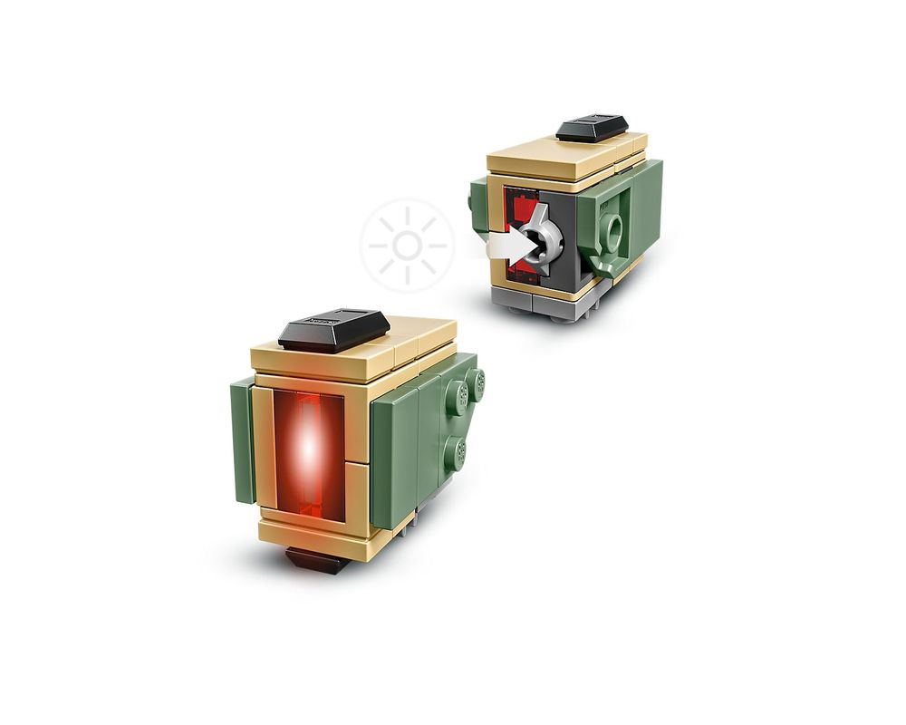 LEGO Set 75974-1 Bastion