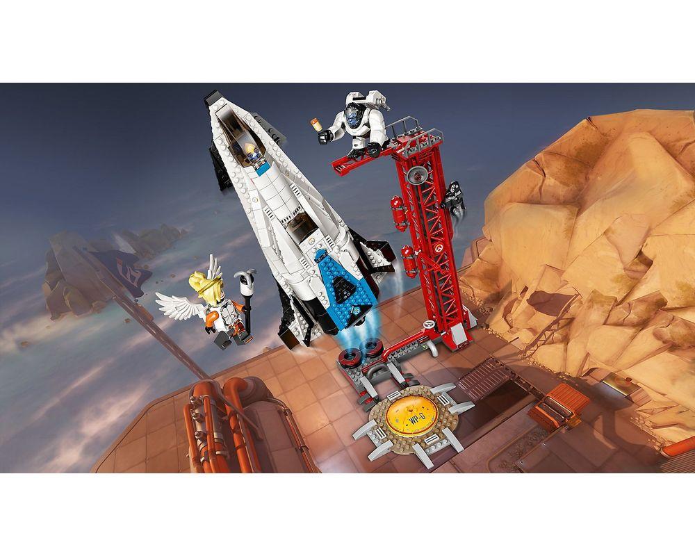LEGO Set 75975-1 Watchpoint: Gibraltar