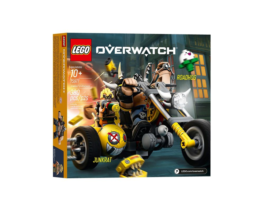 LEGO Set 75977-1 Junkrat & Roadhog