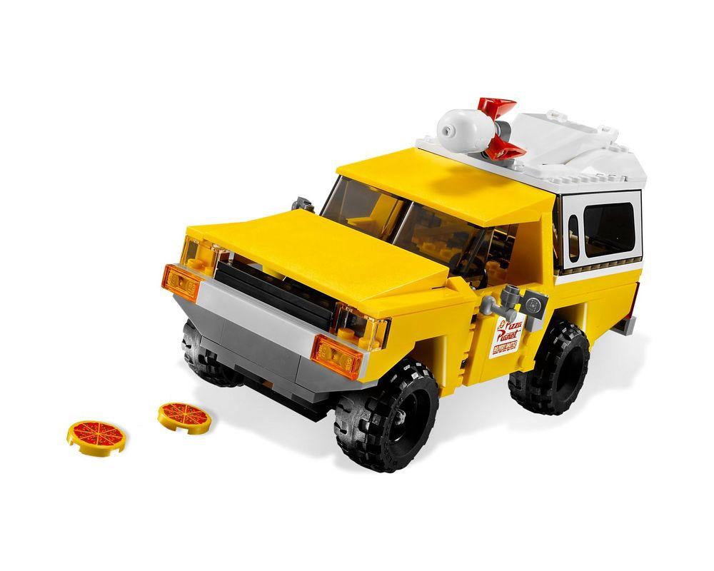 LEGO Set 7598-1 Pizza Planet Truck Rescue