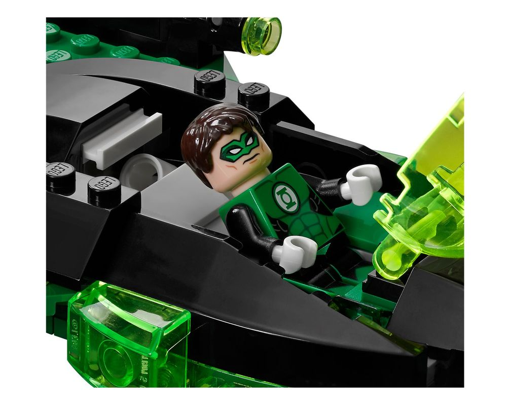 LEGO Set 76025-1 Green Lantern vs. Sinestro