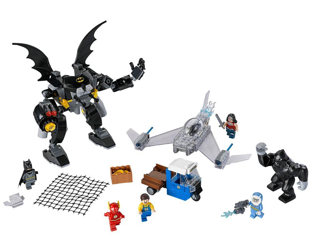 LEGO Set 76026-1 Gorilla Grodd Goes Bananas (Model - A-Model)