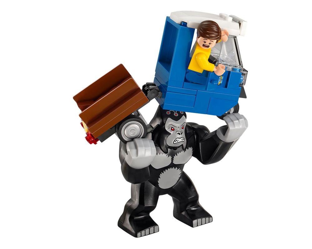 LEGO Set 76026-1 Gorilla Grodd Goes Bananas