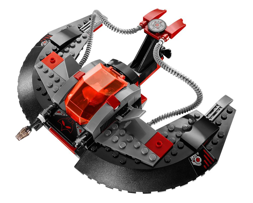 LEGO Set 76027-1 Black Manta Deep Sea Strike