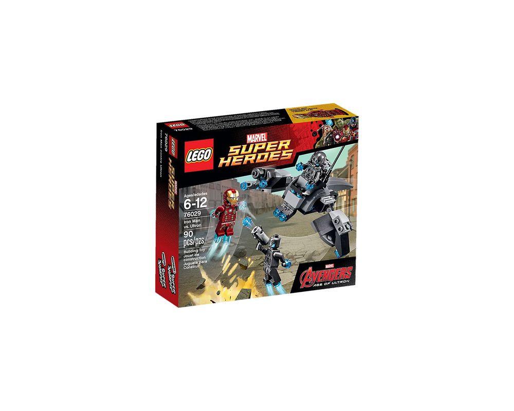 LEGO Set 76029-1 Iron Man vs. Ultron