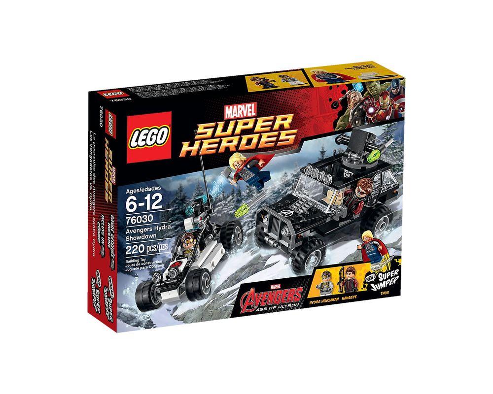 LEGO Set 76030-1 Avengers Hydra Showdown