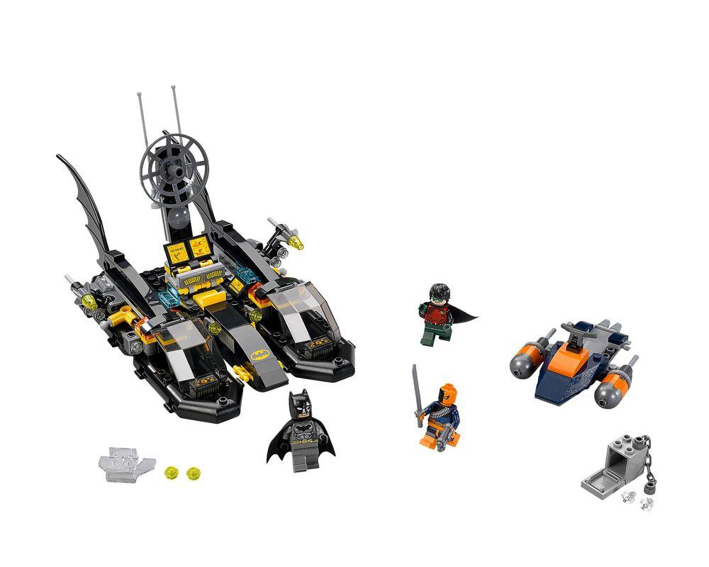 LEGO Set 76034-1 Batboat Harbor Pursuit (Model - A-Model)