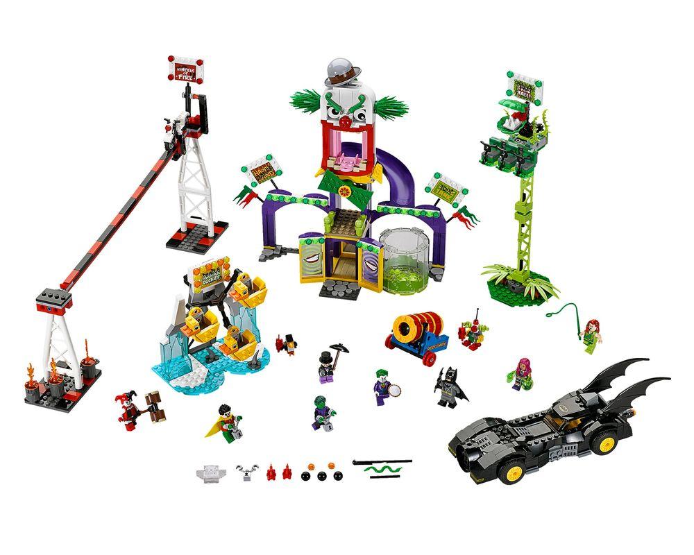 LEGO Set 76035-1 Jokerland (Model - A-Model)