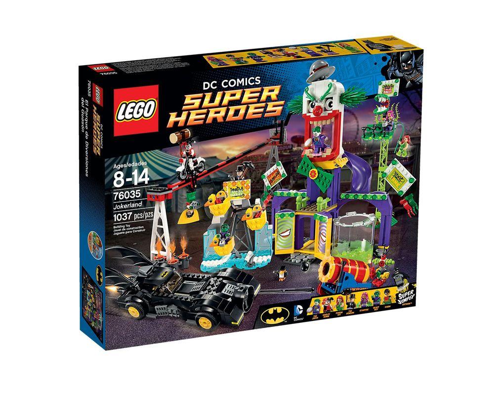 LEGO Set 76035-1 Jokerland