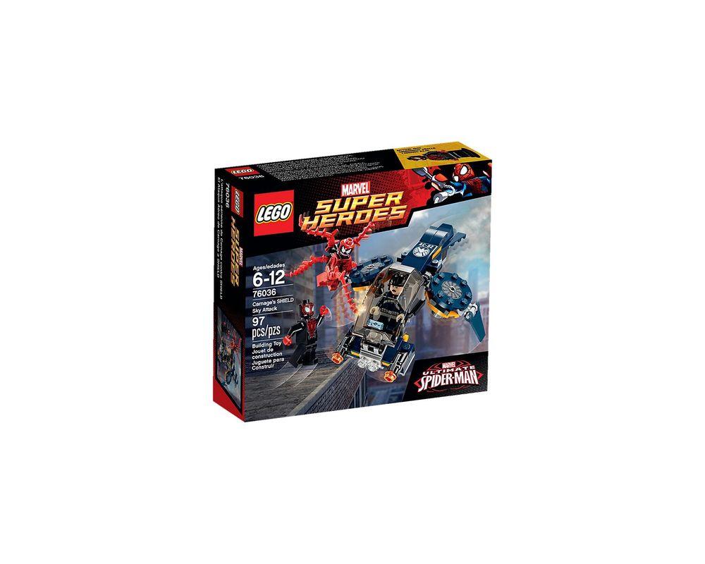 LEGO Set 76036-1 Carnage's Shield Sky Attack