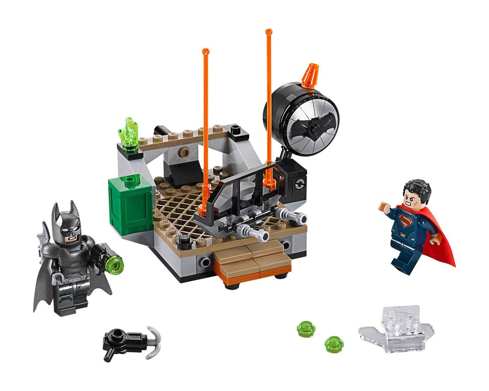 LEGO Set 76044-1 Clash of the Heroes (Model - A-Model)